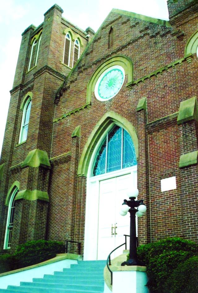 FBC Starkville chapel