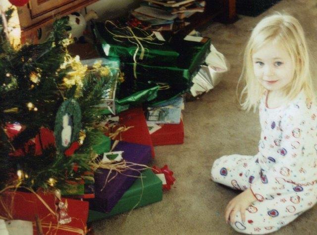 Gerogia at christmas 2004