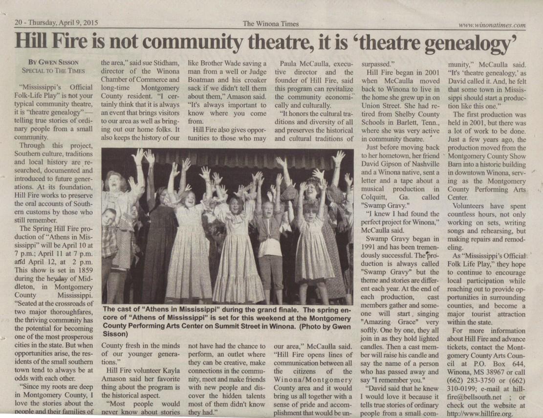 Hill Fire Winona Times 4-9-15