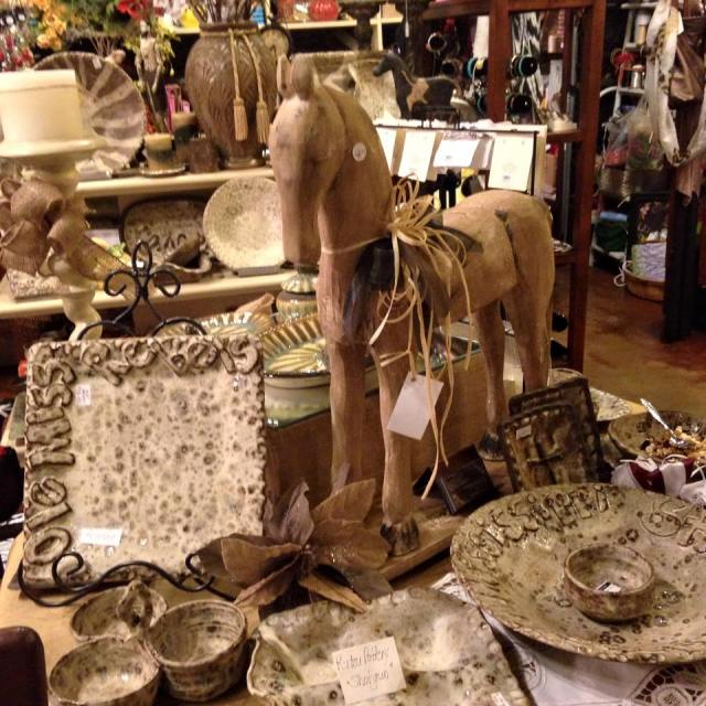 Kudzu Pottery & Rustic Decor
