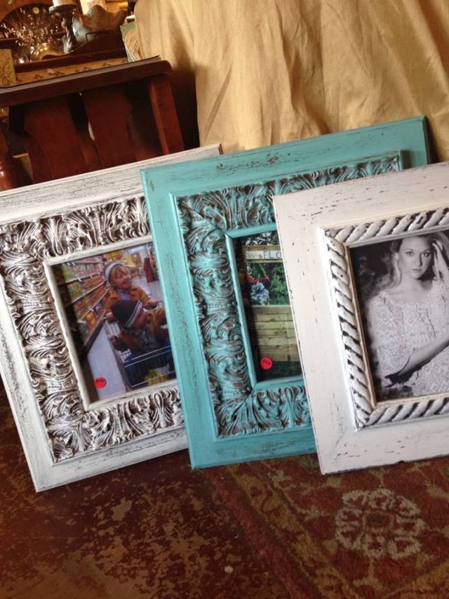 Miss Made Picture Frames