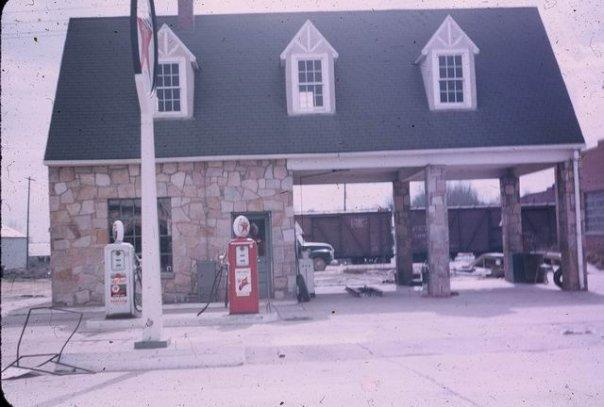 Original Texaco Station